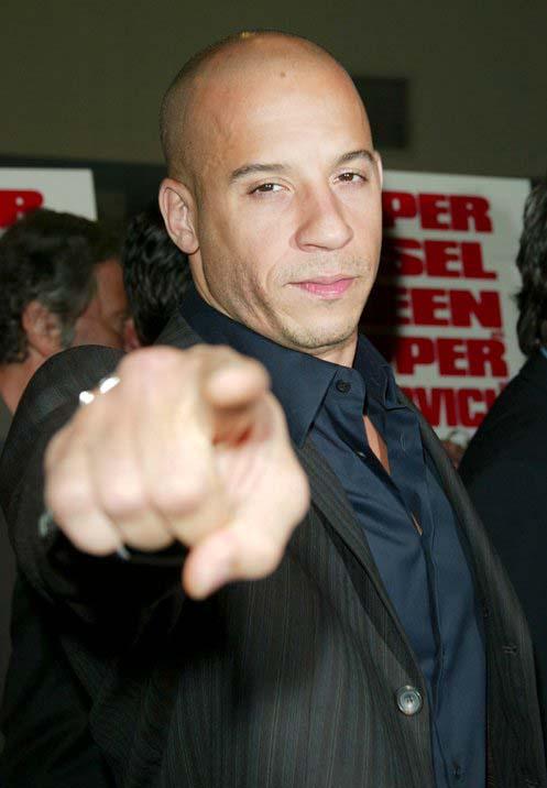 Вин Дизель / Vin Diesel Лучшие кинофильмы актёра (Фильмография онлайн)