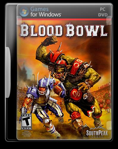 Blood Bowl 2012 обзор прохождения игры на видео. Матч Американского футбола в стили фэнтези (расса Хаос)
