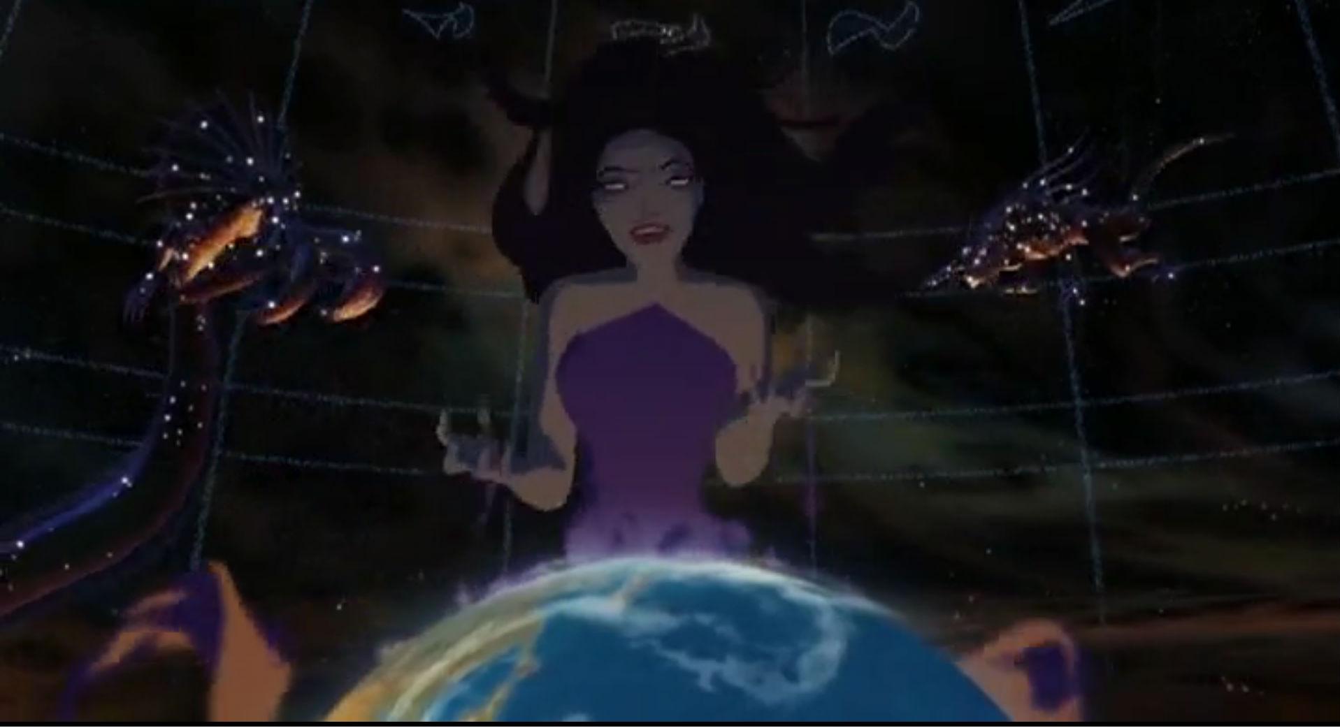 Смотреть онлайн Мультик Синдбад: Легенда семи морей / Sinbad: Legend of the Seven Seas Семейный