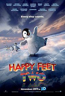 Смотреть мультфильм онлайн Делай ноги 2 / Happy Feet Two Семейный-приключения 2011 Австралия