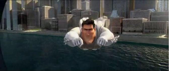 Смотреть онлайн Мультфильм Мегамозг / Megamind HD Семейный-Фантастика 2011 США