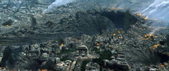 Смотреть онлайн Армагеддон / Armageddon. Фантастика ( Брюс Уиллис ) 1998
