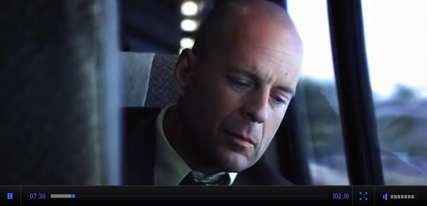 Смотреть кинофильм Неуязвимый / Unbreakable Триллер качество США