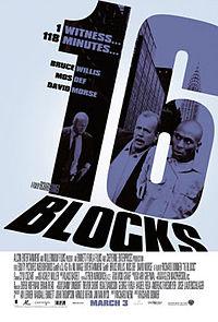 Смотреть online 16 кварталов / 16 Blocks Триллер ( Качество США )