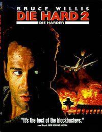 Крепкий орешек 2 / Die Hard 2 смотреть online в хорошем качестве (Брюс Уиллис) Боевик
