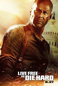 Фильм Крепкий орешек Часть четвёртая / Die Hard 4