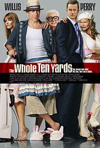 Смотреть online в хорошем качестве девять ярдов 2 / The Whole Ten Yards (Брюс Уиллис) Комедия