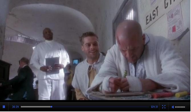 Смотреть онлайн 12 обезьян / 12 Monkeys Фантастика - триллер ( Качество ) 1995