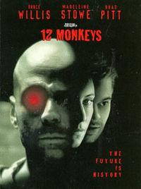 Фильм 12 обезьян / 12 Monkeys Фантастика - триллер ( Качество )