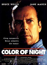 Смотреть online Цвет ночи / Color of night ( Брюс Уиллис ) Триллер