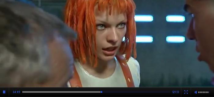 Смотреть онлайн Пятый элемент / The Fifth Element Качественная комедия
