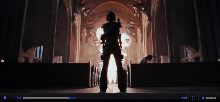 Смотреть кинофильм онлайн Обитель зла 2 / Resident Evil: Apocalypse Вестерн 2004 Милла Йовович
