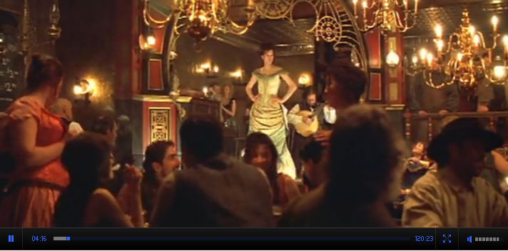Смотреть кинофильм онлайн Золотая пыль / The Claim Приключенческий вестерн 2000 Милла Йовович