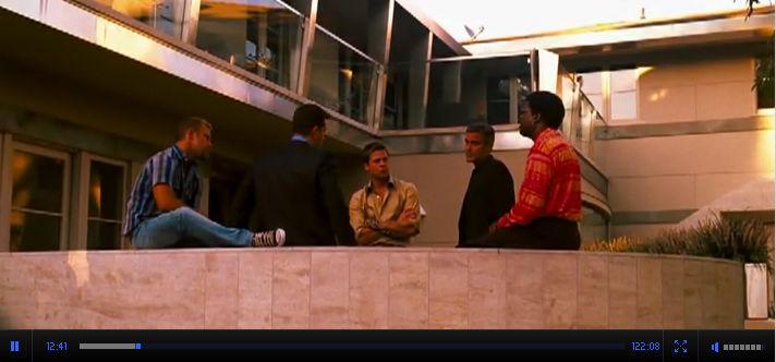 Смотреть онлайн 13 друзей Оущена / Ocean's Thirteen Криминальная комедия 2007 США