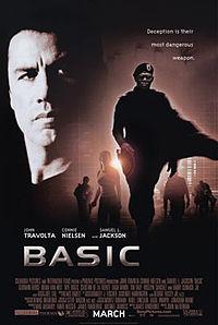 Смотреть онлайн База Клейтон / Basic Триллер-Боевик 2003 Джон Траволта США Качество +