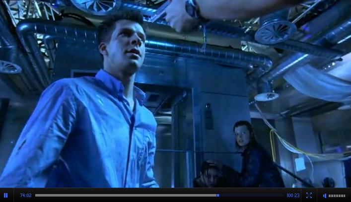 Смотреть онлайн фильм Обитель зла / Resident Evil Ужасы-фантастика 2002 Милла Йовович