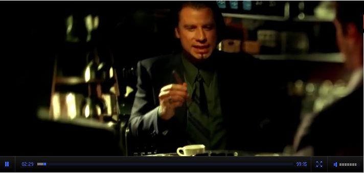 Смотреть онлайн фильм Пароль Рыба-меч / Swordfish Криминальный боевик Джон Траволта 2001