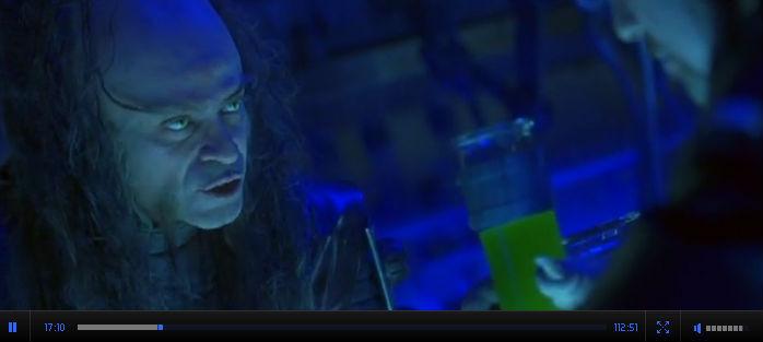 Смотреть фильм онлайн Поле битвы: Земля / Battlefield Earth Фантастический боевик Джон Траволта 2000