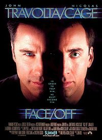 Смотреть Без лица / Face/Off В хорошем качестве Триллер Джон Траволта / Николас Кейдж 1997