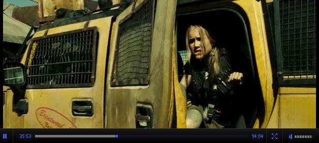Смотреть кинофильм онлайн Обитель зла 3 / Resident Evil: Extinction ужасы 2007 Милла Йовович