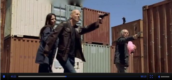 Смотреть онлайн кинофильм РЭД / Red боевик в хорошем качестве 2010