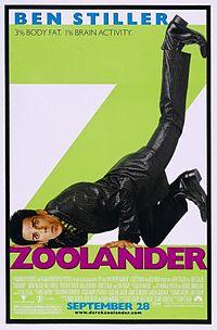 Смотреть Образцовый самец / Zoolander в хорошем качестве Милла Йовович и Бен Стиллер