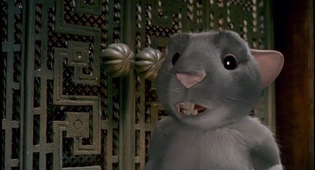 Смотреть онлайн Приключения мышонка Переса / El ratón Pérez мультфильм фантастика Испания 2006
