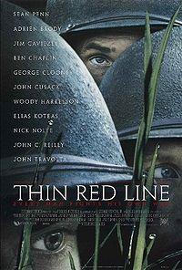 Смотреть онлайн фильм Тонкая красная линия / The Thin Red Line Военный Джон Траволта 1998