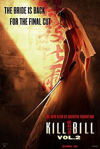 Смотреть кинофильм онлайн Убить Билла. Фильм 2 / Kill Bill: Vol. 2 Боевик 2004 USA