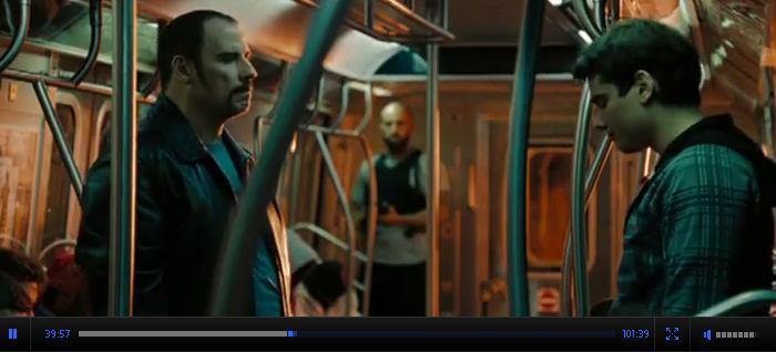 Смотреть кино Опасные пассажиры поезда 123/The Taking of Pelham 123 боевик