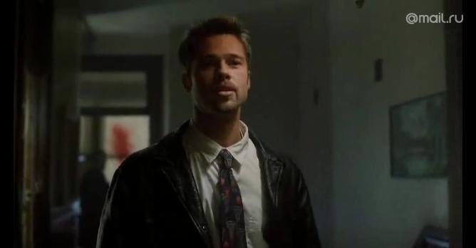Смотреть онлайн Триллер Семь / Seven в высоком качестве 1995 Brad Pitt HD