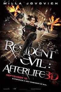 Смотреть онлайн ужасы с Миллай Йовович - Обитель зла 4 (2010) в HD