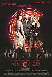 Смотреть онлайн кинофильм Чикаго / Chicago Мюзикл-Драма 2002 США в хорошем качестве