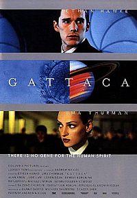 Смотреть фильм онлайн Гаттака / Gattaca Фантастика 1997 США Ума Турман в хорошем качестве