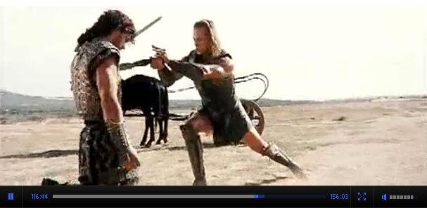 Смотреть онлайн фильм Троя / Troy Исторический 2004 в хорошем качестве Брэд Питт Бесплатно