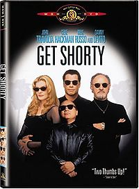 Смотреть онлайн Достать коротышку / Get Shorty 1995 Комедия Джон Траволта в хорошем качестве