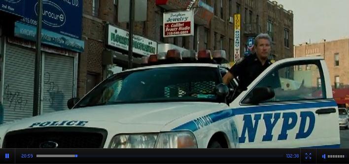 Смотреть онлайн Бруклинские полицейские / Brooklyn's Finest Криминальный фильм 2009 США