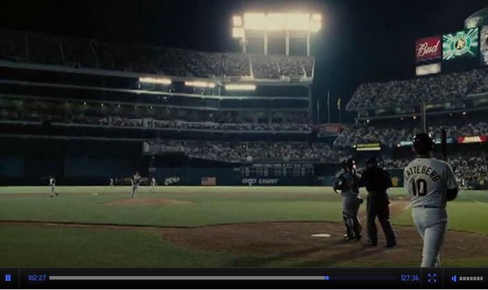 Смотреть онлайн Драму Человек который изменил всё / Moneyball 2011 бесплатно В хорошем качестве