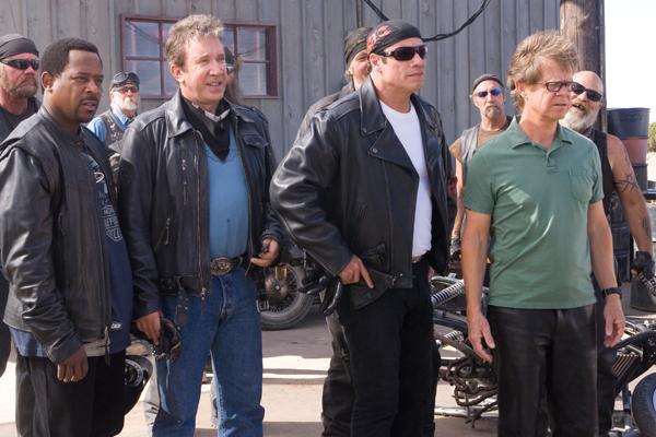 Смотреть онлайн кино Реальные кабаны / Wild Hogs Комедия 2007 США в хорошем качестве