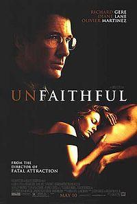 Смотреть кинофильм онлайн Неверная / Unfaithful Драма-Триллер 2002 в хорошем качестве