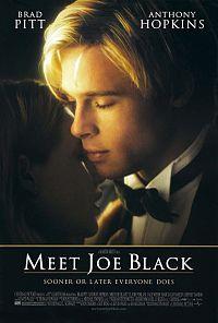 Смотреть онлайн Знакомьтесь Джо Блэк / Meet Joe Black Мелодрама 1988 США Брэд Питт качество