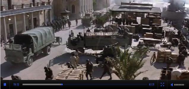 Смотреть кинофильм Выбор капитана Корелли / Captain Corelli's Mandolin Военная драма 2001