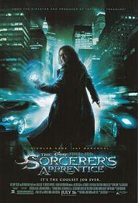 Смотреть кинофильм онлайн Ученик чародея / The Sorcerer's Apprentice Приключенческий фильм 2010