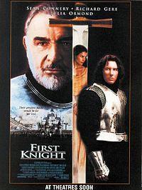 Смотреть без регистрации и онлайн приключенческий фильм с Ричардом Гир - Первый рыцарь 1995