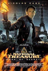 Смотреть кинофильм Сокровище нации: Книга тайн / National Treasure: Book of Secrets Приключения