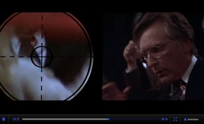 Смотреть кинофильм Глаза змеи / Snake Eyes Триллер 1998 США Николас Кейдж в хорошем качестве