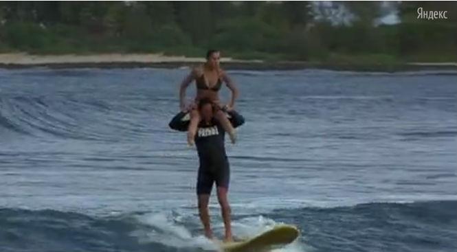 Смотреть кинофильм онлайн Голубая волна / Blue Cru Мелодрама 2002 в хорошем качестве