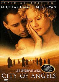 Смотреть онлайн драму - Город ангелов 1998