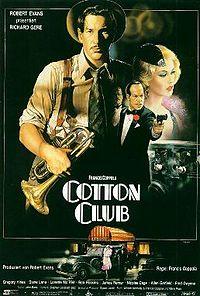 Смотреть кинофильм Коттон-клуб / The Cotton Club Криминальная драма 1979 США Ричард Гир