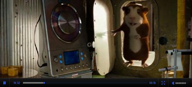 Смотреть кинофильм Миссия Дарвина / G-Force Online Семейная комедия 2009 США Николас Кейдж